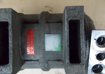 Компрессор кондиционера Mitsubishi L200 (K6,K7) MR190619V