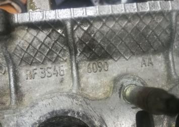 Головка блока цилиндров Ford Focus II 2.0