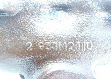 Коллектор выпускной Citron C5 2001-2004. 2.2 HDI 29631424110