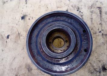 Шкив коленвала для Citron C 5 2001-2005 2.2 HDI