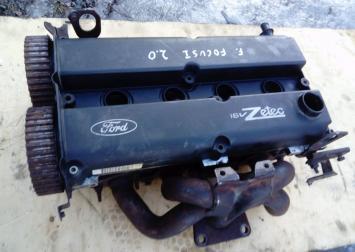 Головка блока Ford Focus I 1998-2005 2.0 Zetec RF-YS4E-6090AC