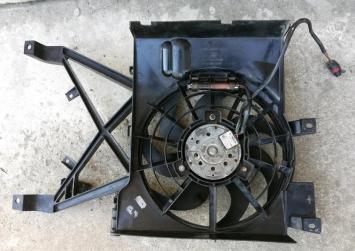 Вентилятор кондиционера Opel Vectra B 1.7 TD 0130303349
