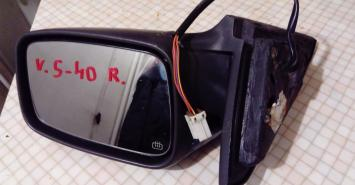 Зеркало правое электрическое для Volvo S40