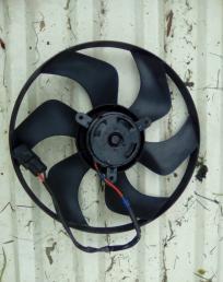 Вентилятор радиатора 2.2 D. Citroen C5 2001-2005