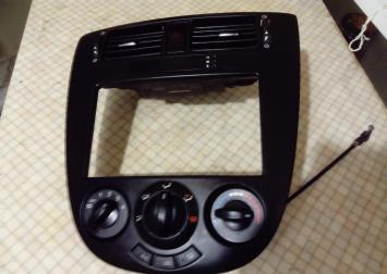 Блок управления отопителем Chevrolet Lacetti 96615408
