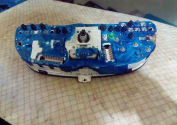Панель приборов с тахометром Opel Vectra A