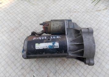 Стартер Peugeot 406 Citroen Berlingo Boxer