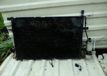 Радиатор кондиционера (конденсер) для Volvo S80