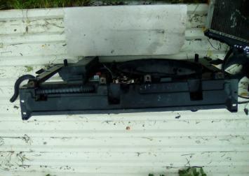 Панель передняя 2.2 D. Citroen C5 2001-2005