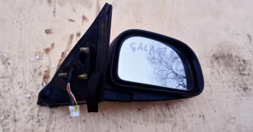 Зеркало правое электрическое Mitsubishi Galant EA