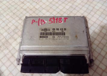 Блок управл двигателем VW Passat B5 1.8T 0261206884