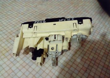 Блок управления отопителем Renault Scenic 2003-09 69587003
