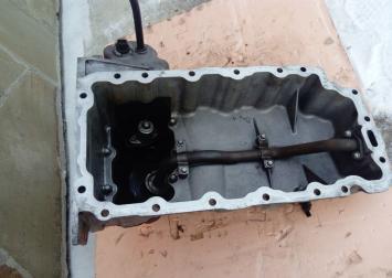 Поддон масляный двигат. Opel Frontera B 2.2 DTI