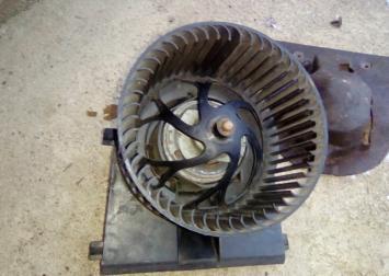Моторчик отопителя для Skoda Golf IV/Bora 1J1819021