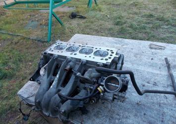Головка блока 1.6 для Opel Vectra B 16 клапанная