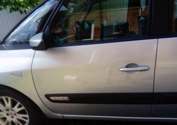 Дверь передняя левая Renault Espace IV 2002-2014