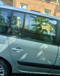 Дверь задняя правая Renault Espace IV 2002-2014