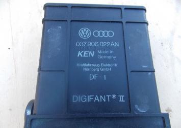 Блок эбу 037906022AN VW Passat (B3) digifant-II 037906022AN