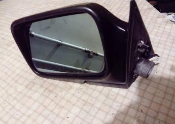 Зеркало левое электр. BMW 7 - серия E32 1986-1994