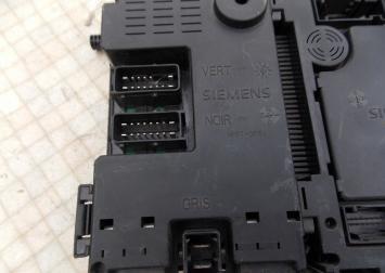 Блок предохранителей Peugeot 406 2.0 TDI 9637436480
