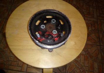 Насос гидроусилителя VW Golf IV/Bora Octavia