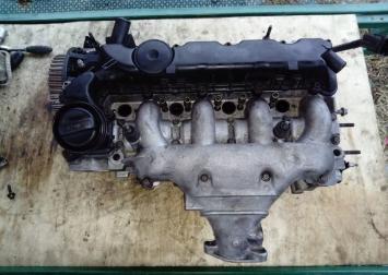 Головка блока цил. Peugeot 607 Citron C5 2.2 HDI