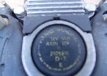 Генератор для Peugeot 405/309/205.1.6 A13N 129