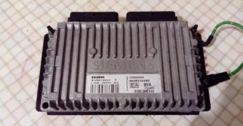 Блок управления АКПП Peugeot 406 1999-2004 S108518003F