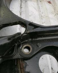 Панель передняя с кондиц. Audi A4 1995-2000 8D0805594