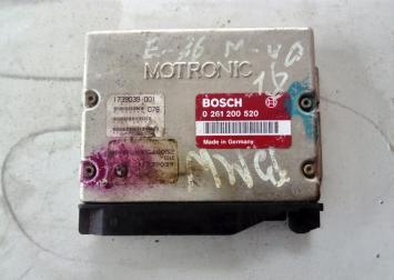 Блок управл. двигателем 0261200520 BMW E36 M40 0261200520