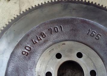 Маховик для Opel Vectra B, Asfra G /H, 1.6 L 90448701