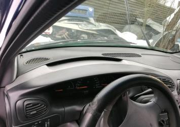 Торпедо в сборе Chrysler Voyager 1996-2000