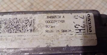 Блок управления двигателем Volvo S60 S80 Denso MB079700-8781