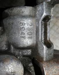 Насос гидроусилителя Volvo 460 26016947