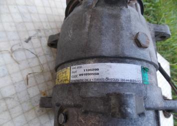 Компрессор кондиционера Peugeot 406 2.0 TD 091090550