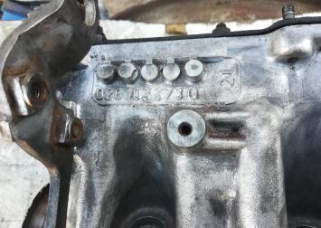 Головка блока 1.8 Моно VW Passat B3 B4 Golf III 026103373Q