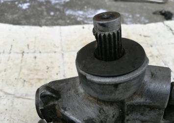 Рейка рулевая с Г/У VW Passat B3 /B4