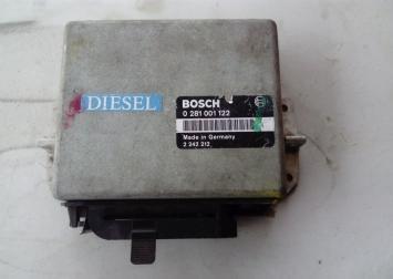 Блок управл. двигателем 0281001122 BMW E34 2.4 0281001122