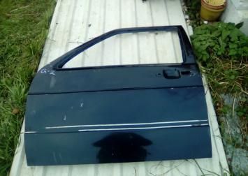 Дверь передняя левая для VW Golf II/Jetta II