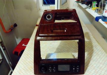 Блок упр. климатической уст. Mitsubishi Galant EA MR360372