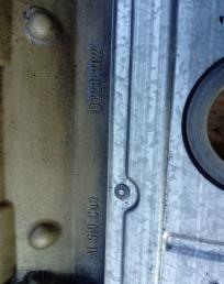 Крышка головки блока Mercedes Bens E210 2.2 D A6040160205