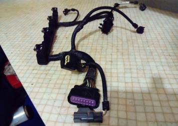 Проводка коса моторная на Ford Focus I 2.0 Zetec 98AG-14A390-DB