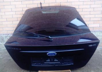 Дверь багажника со стеклом Ford Mondeo III 2000-20