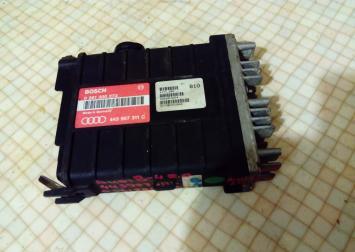 Блок управления двигателем Audi 80 (B4) 2.0