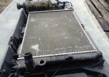 Радиатор основной для Peugeot 405 1992 1997