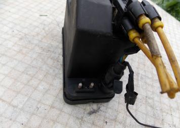 Вакуумное устройство центрального замка MB 124