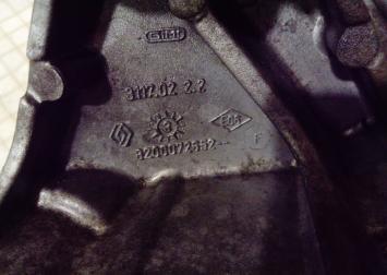 Опора двигателя передняя Renault Megan II 1.9 DCI
