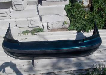 Бампер задний для Skoda Octavia 1997-2000