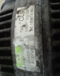 Генератор Peugeot 406 Citron 90A 1.8/2.0 L