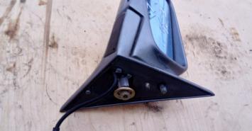 Зеркало левое электрическое для BMW E34